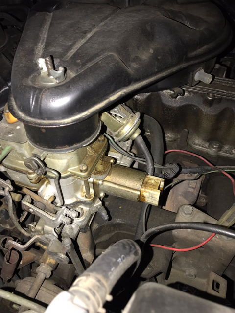 4.2 carb problems. - Jeep Wrangler Forum  Jeep Carburetor Diagrams on mercury wiring diagrams, 89 jeep vacuum diagram, 89 jeep j10 fuel line routing, 89 jeep yj carborautor diagram, 89 jeep engines,