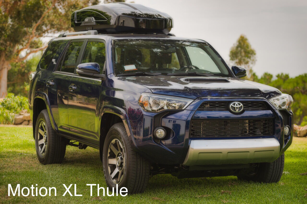 Thule Force Xl >> Thule Force L Or Xl Page 2 Toyota 4runner Forum