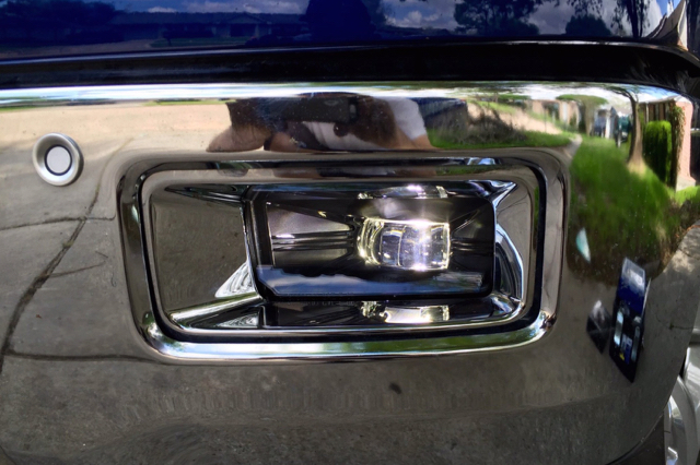 Morimoto Xb Led Fog Lights Chevy And Gmc Duramax Diesel