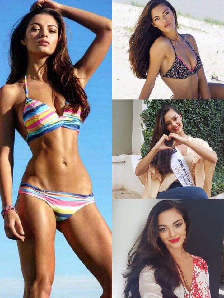 Demi-Leigh Nel-Peters will compete in MISS UNIVERSE!