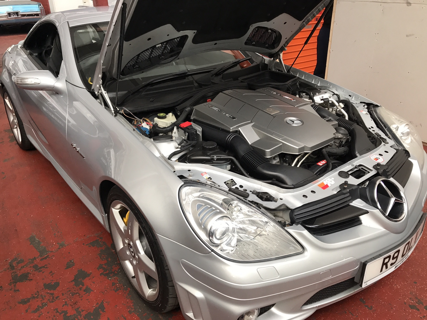 Need Some Help With Secondary Air Pump Injection Fault Mercedes Smart Fortwo Fuse Box Location Cheers