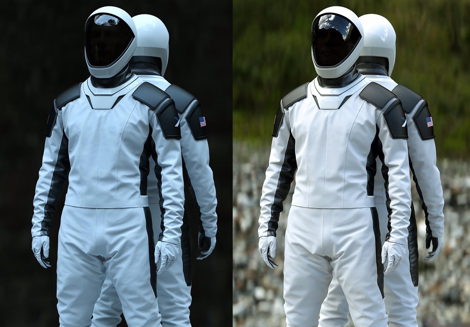 Spacex Suit Kremlinology