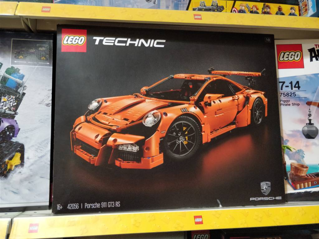 lego technic porsche 911 gt3 rs page 6. Black Bedroom Furniture Sets. Home Design Ideas