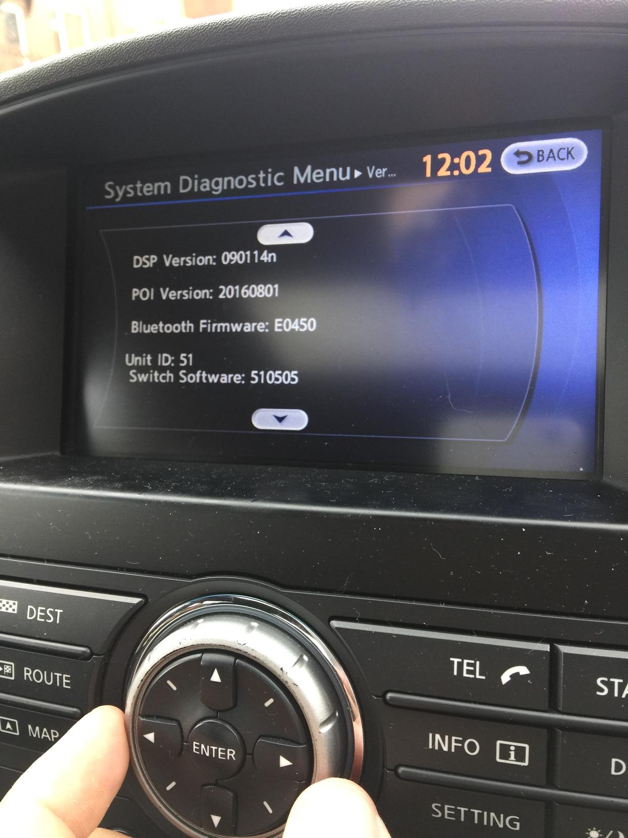 Navara D40 Sat Nav Update info! - Nissan-Navara net
