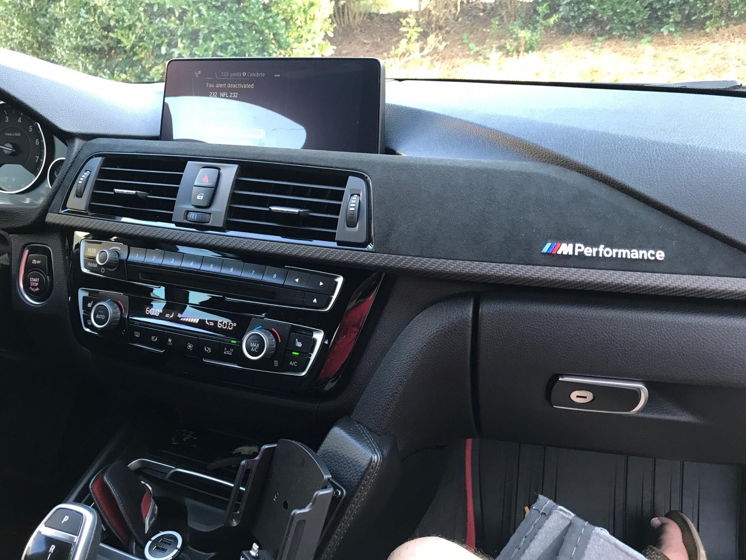 2016 F30 M Performance Interior Kit Bimmerfest Bmw Forums