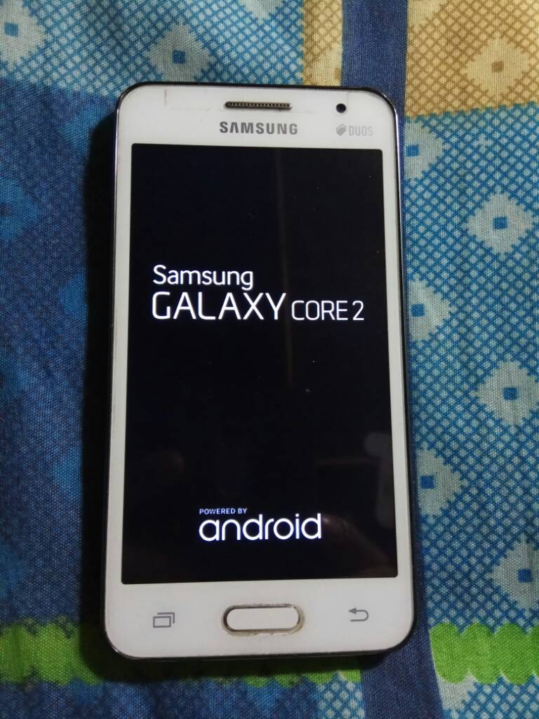 Samsung galaxy core 2 bootloader - Android Forums at