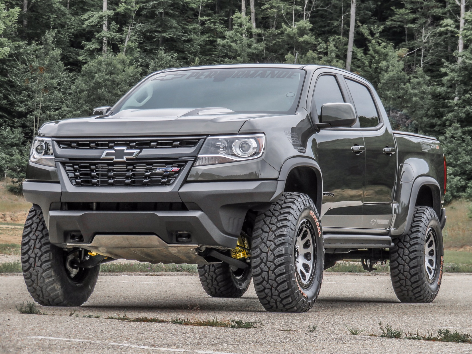 Lifted 2016 Canyon >> Need advice on front leveling kit. - Page 2 - Chevy Colorado & GMC Canyon
