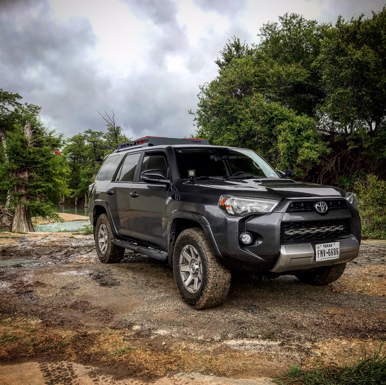 Toyota Maine: 4Runners In Scenic Places