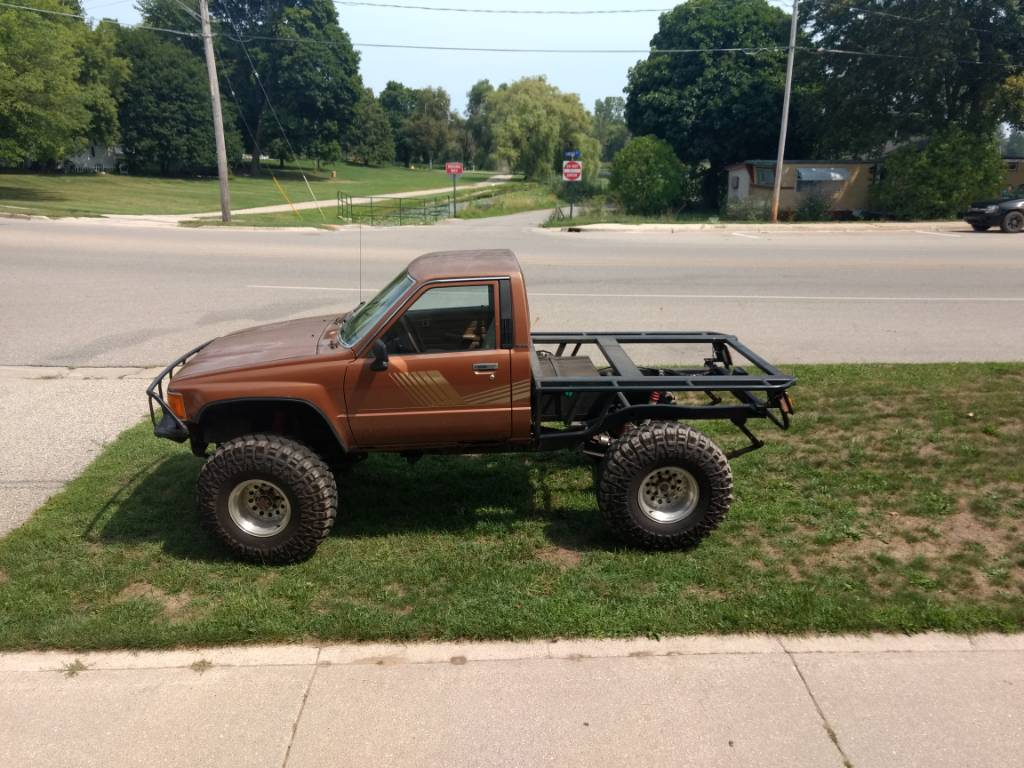 1987 Toyota Pickup Completed Swap Tdiclub Forums