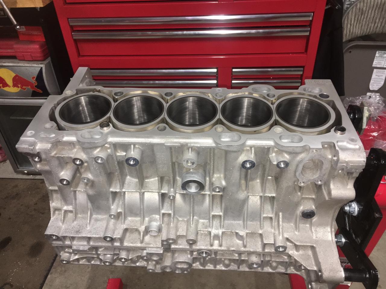 Austin V70R 2 4 T5 Build
