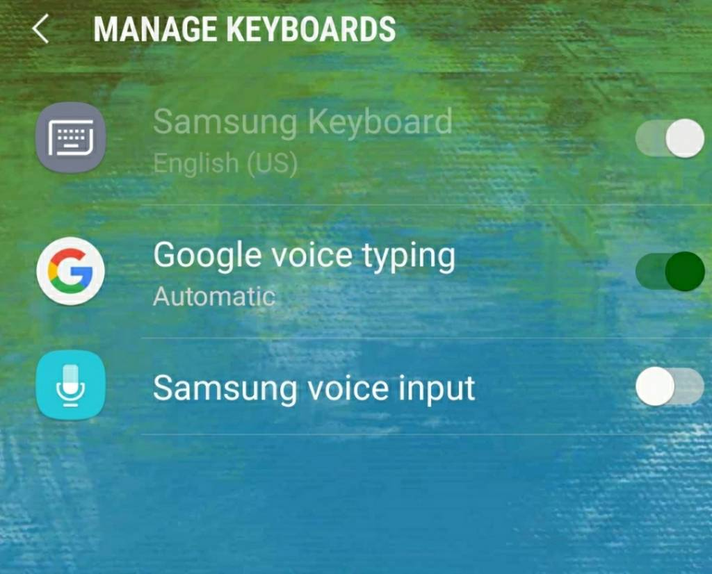 Verizon Galaxy S8 Voice to text not working? - Android Forums at