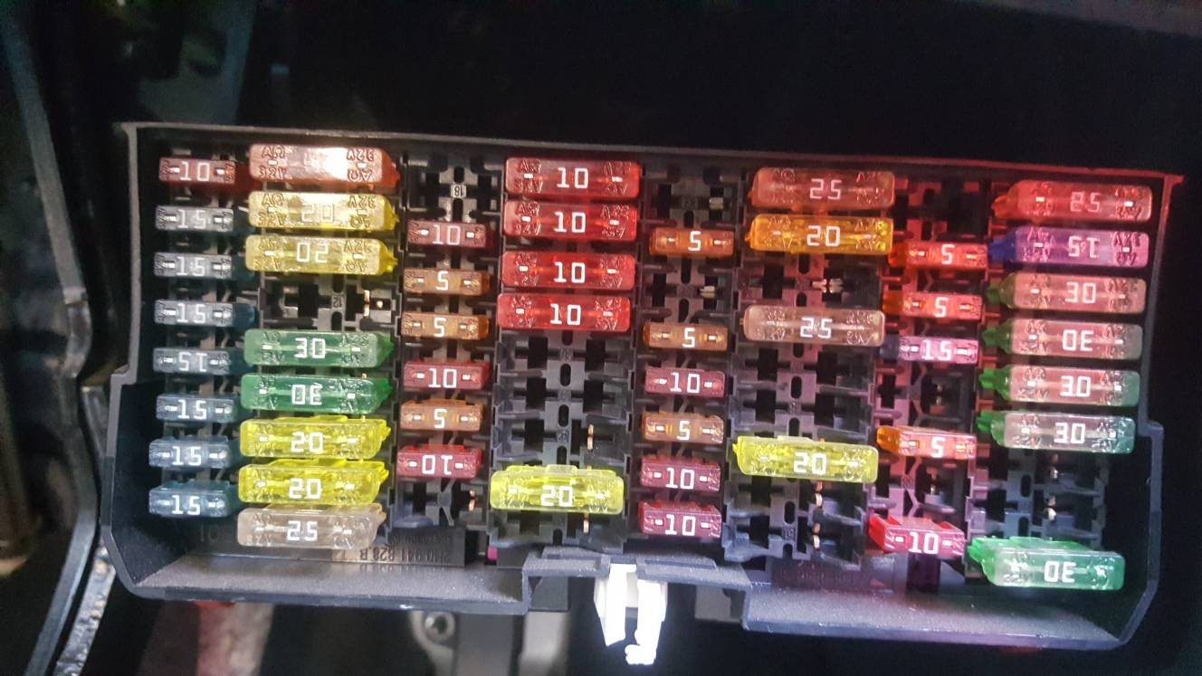 Cant Find Fuse Box In Apartment : Amarok models and auto with different fuse box