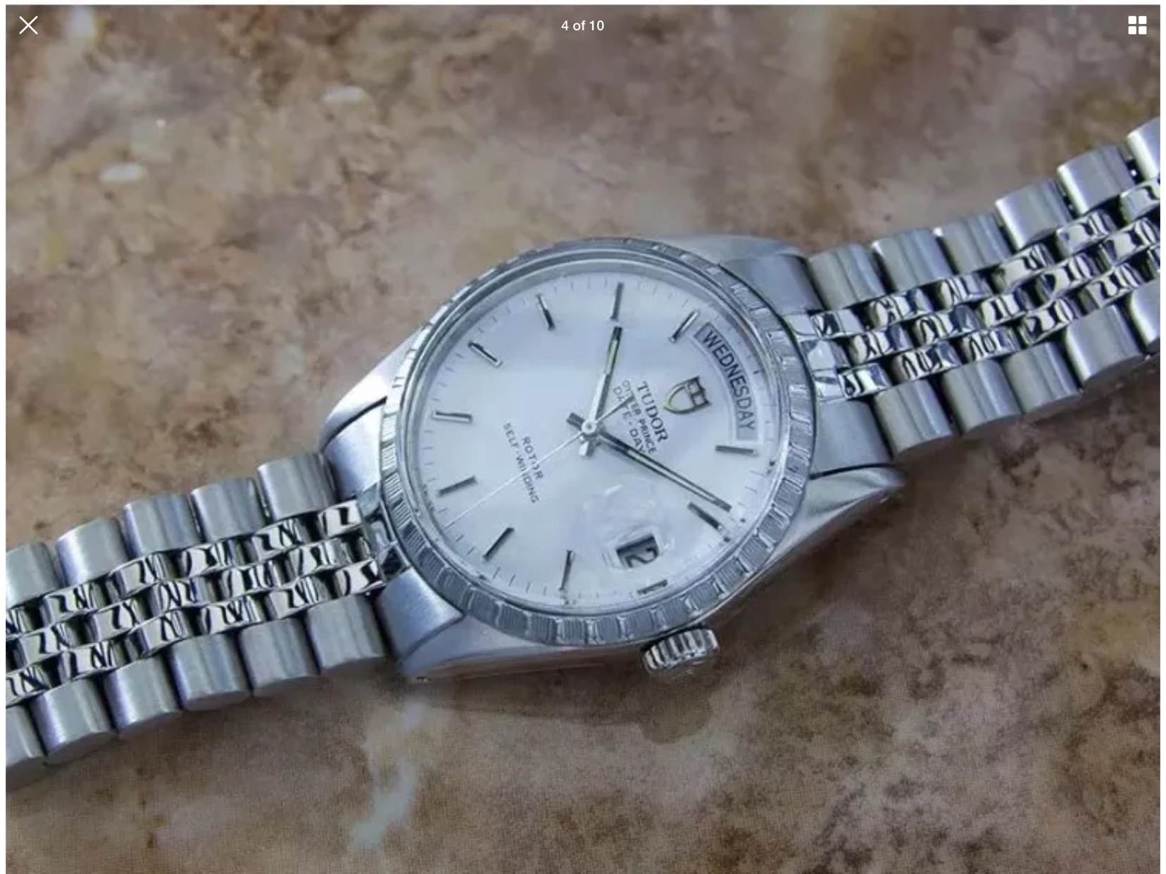 Dating Rolex Tudor horloges