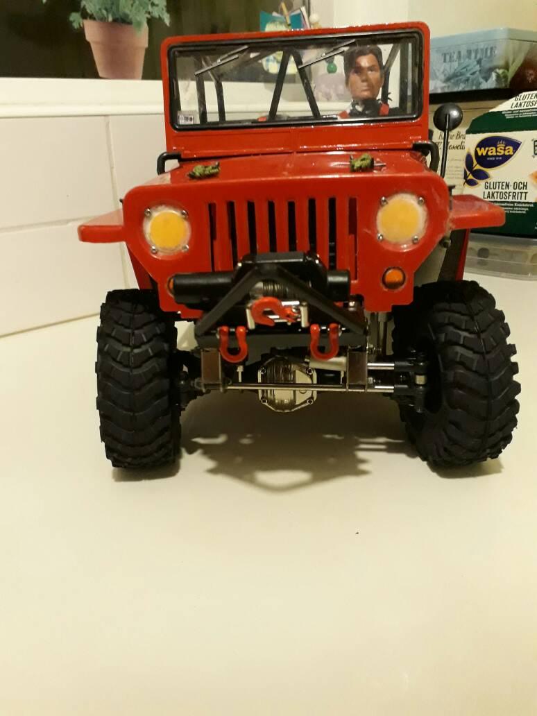 60b24cd01e4caf7bcbb906b017575c38 New stinger for the sawback jeep