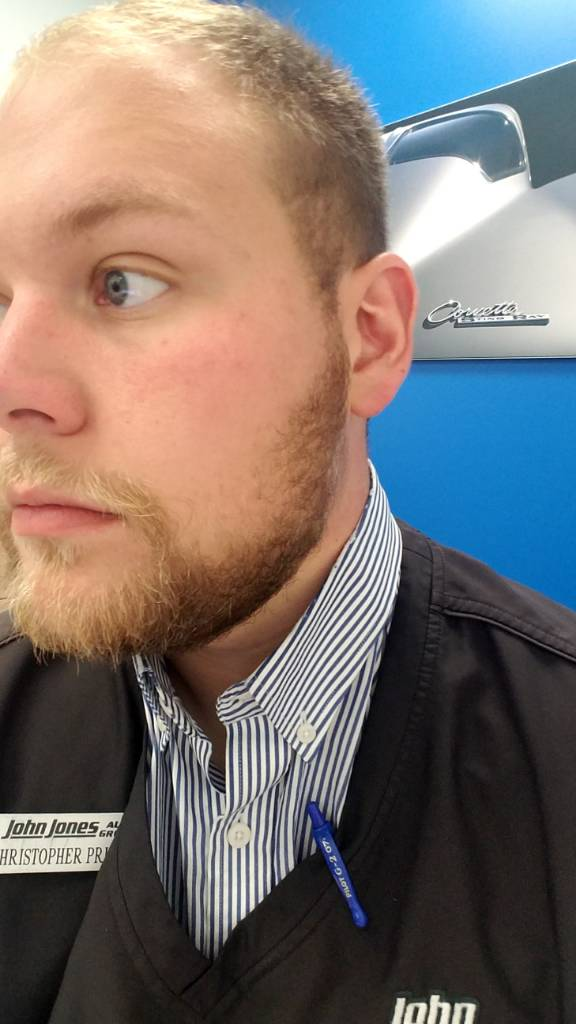 I Dont Know If It Will Look Good Keep Trying My Beard Is Not Full But Maybe Fill Up As Grow Any Or Advice