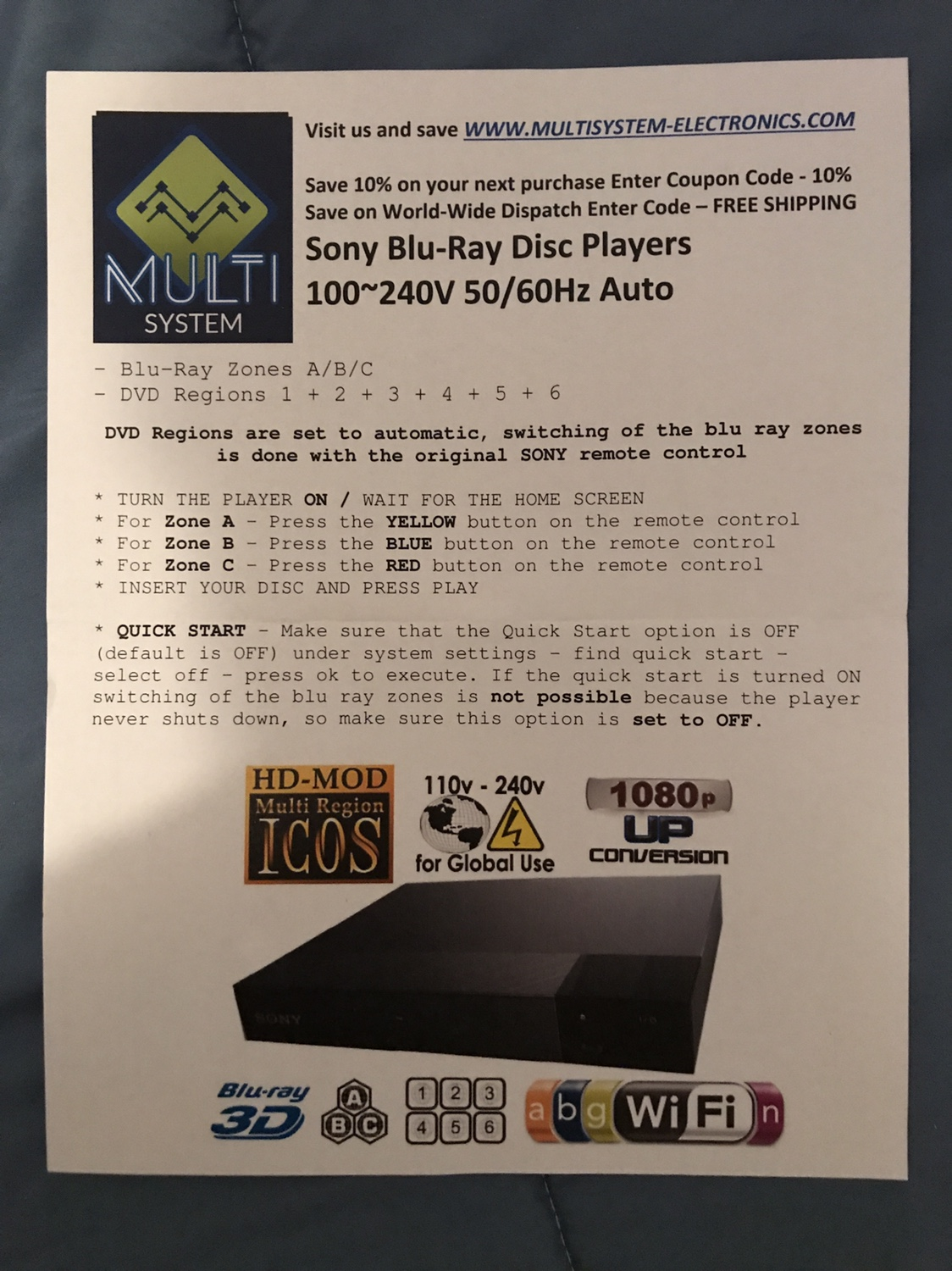 Region Free Blu-ray player recommendations - Page 23 - Blu-ray Forum