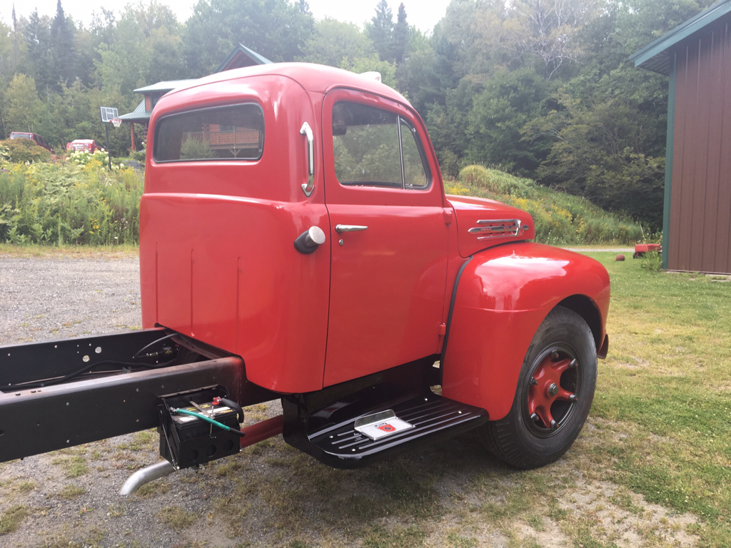 1952 Ford F8 - The Ford Barn