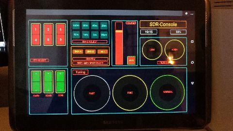 Midi control sdr console - Funkbasis de
