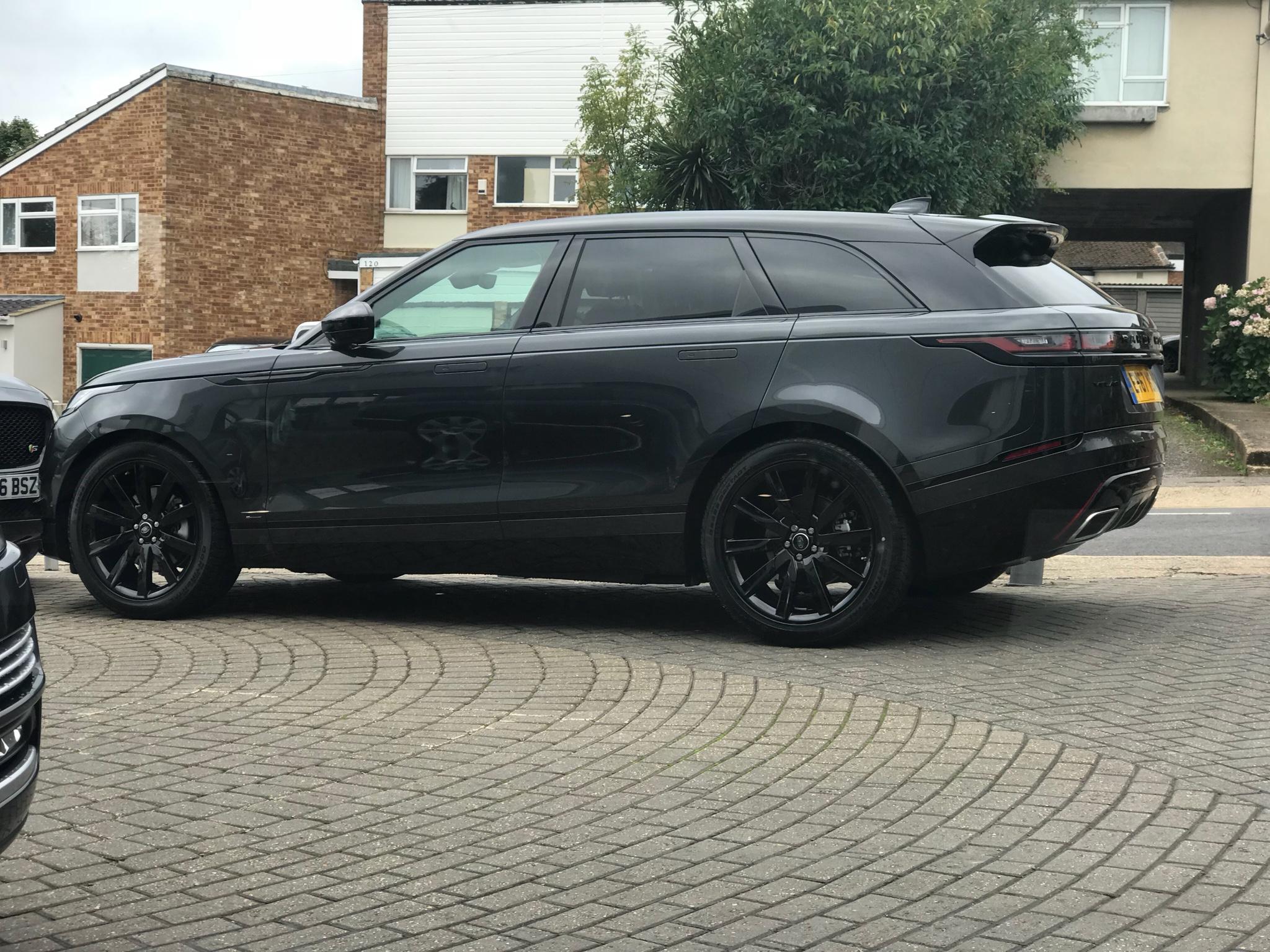 September 1st Delivery Page 2 Range Rover Velar Forum