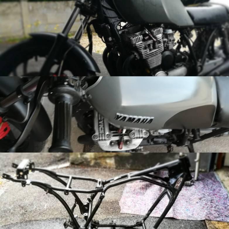 Yamaha» XJ650 Projekt - Seite 15 - caferacer-forum.de in