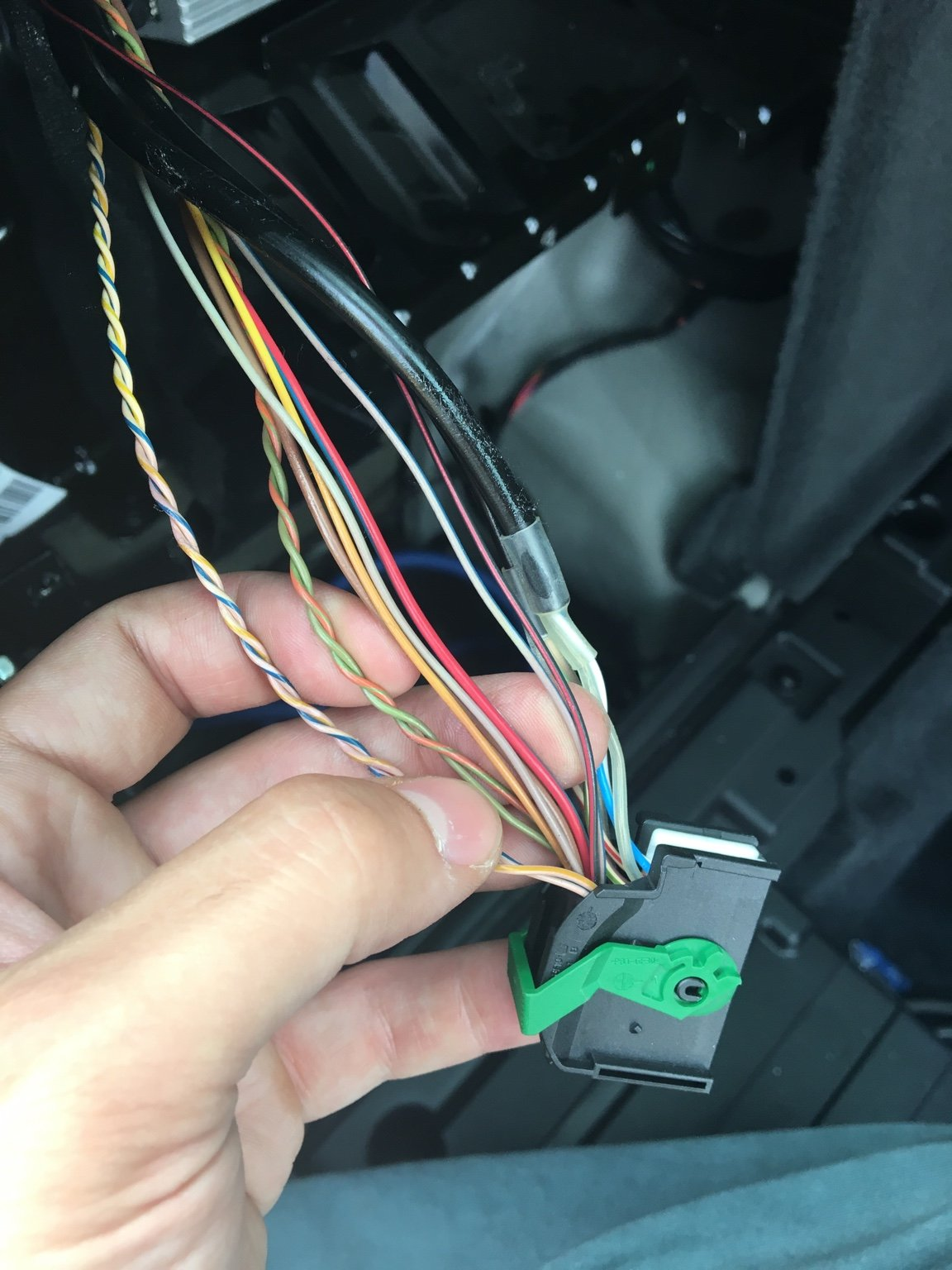 Amplifier Wiring Diagram Help Bimmerfest Bmw Forums Amp For 1998 E39 Current Wire Connector On My Vehicle