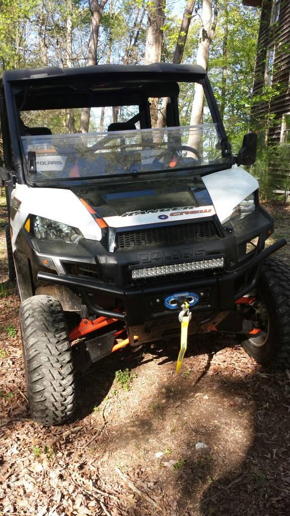 A Tire Option For Stock Ranger 900 Wheels - RangerForums net