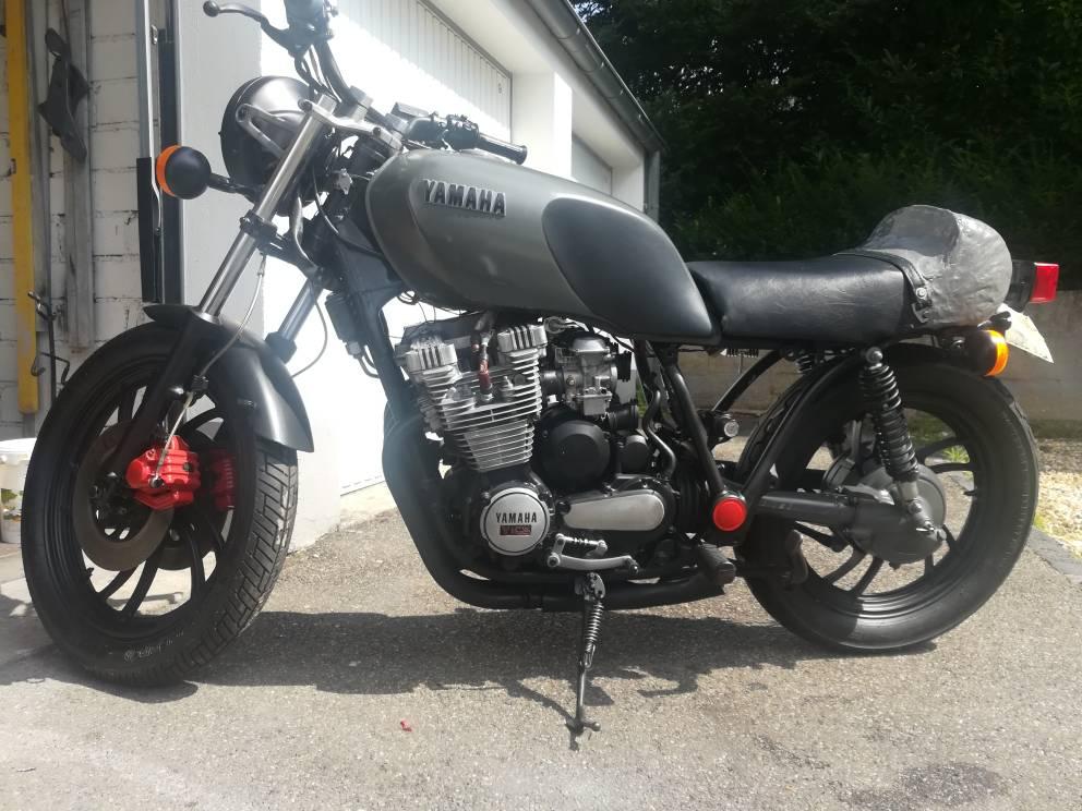 Yamaha» Xj 650 umbau - caferacer-forum.de