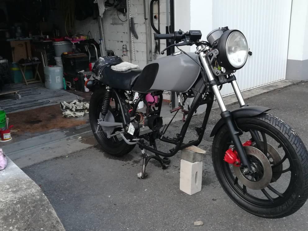 Yamaha» XJ650 Projekt - Seite 19 - caferacer-forum.de
