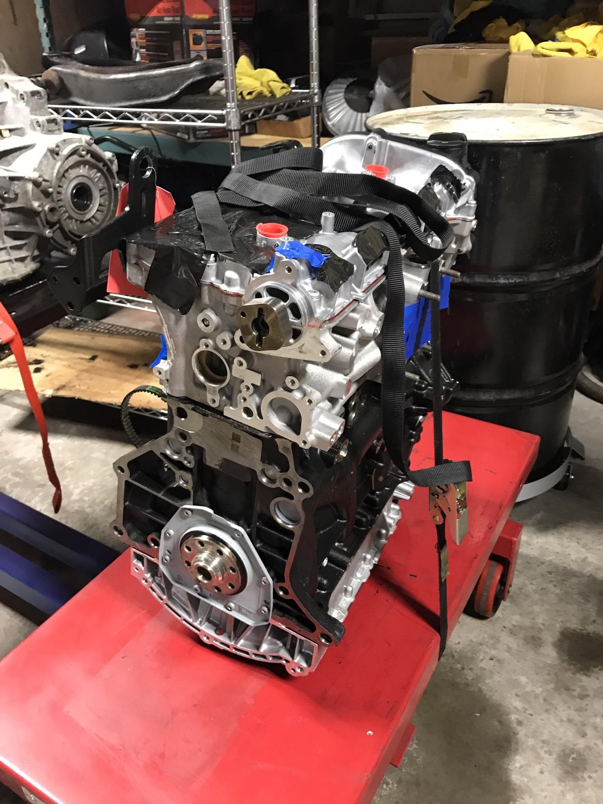 VWVortex com - APR 2 0T EA888 Gen 3 Crate Engine Program