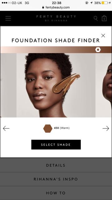 Lsa Quick I Need Help Choosing A Fenty Beauty Foundation Shade