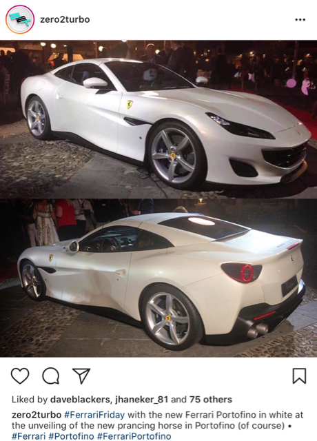 2018 ferrari portofino white. plain 2018 join date aug 2009 location cpt  za posts 32296 on 2018 ferrari portofino white