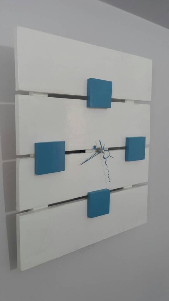 Yeni Duvar Saati Çalışmam