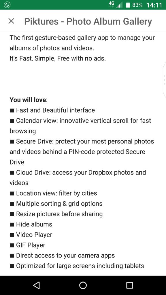 list blackberry apps