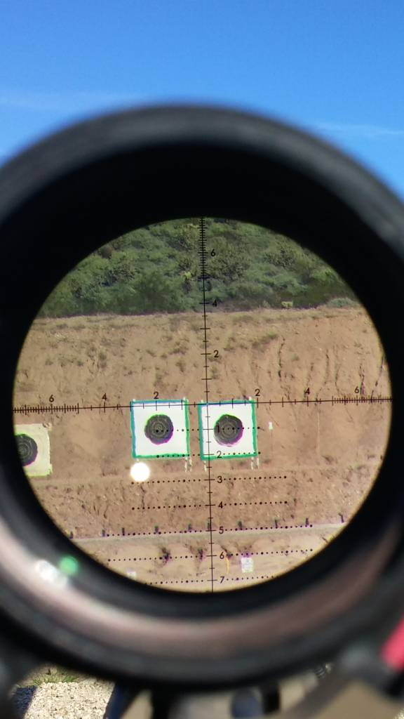 How Much Magnification Is Appropriate For Long Range Target Shooting Sniper Sharpshooter Forums