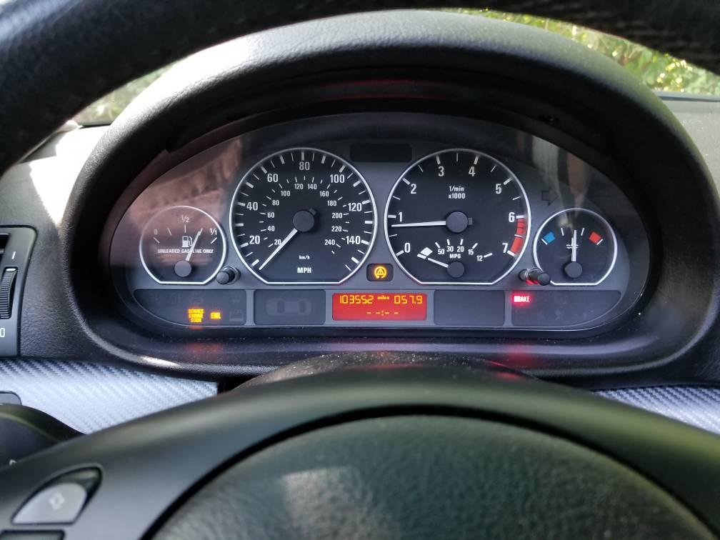 Bmw 330i limp mode
