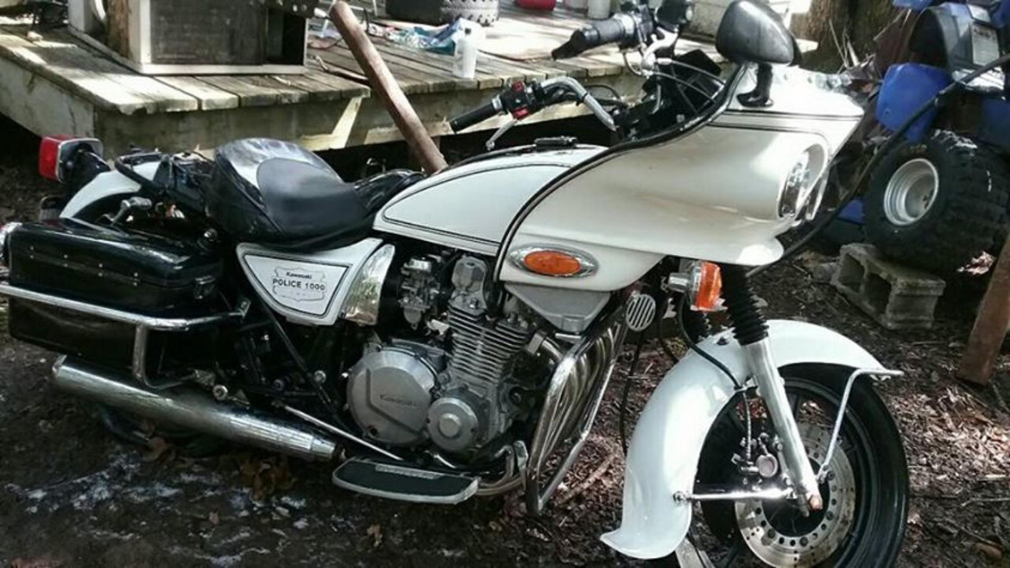 98 kz1000 Police or 77 kz650c? - Kawasaki Motorcycle Forums