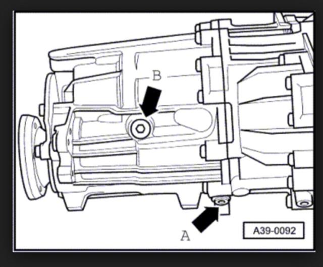B6 A4 3 0 Tip Transmission in limp mode after losing ATF thru cooler