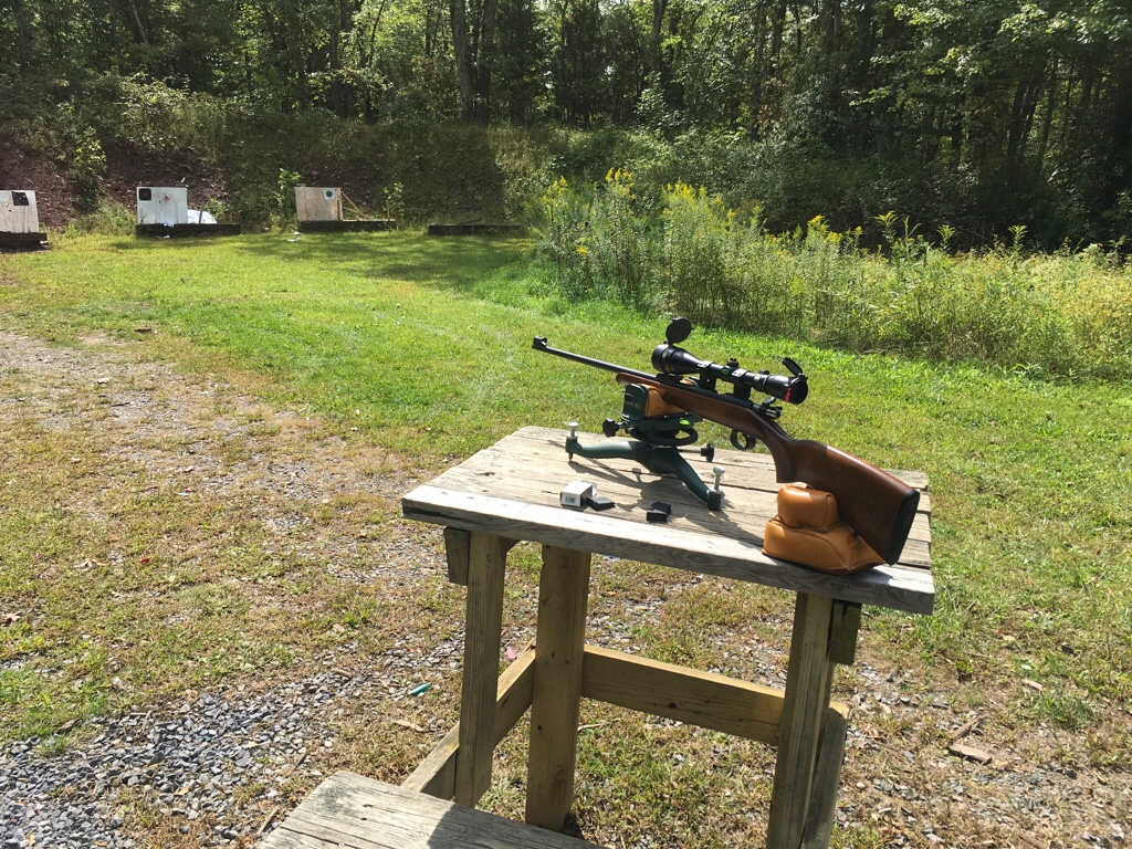 Range Report - CZ 452 Trainer, 22LR - The Liberal Gun Club Forum