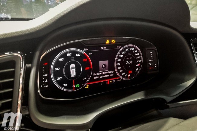 new virtual cockpit | seatcupra forums