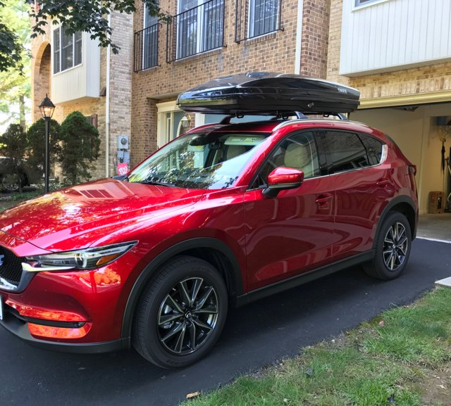 Cx 5 Roof Rack Options Cosmecol