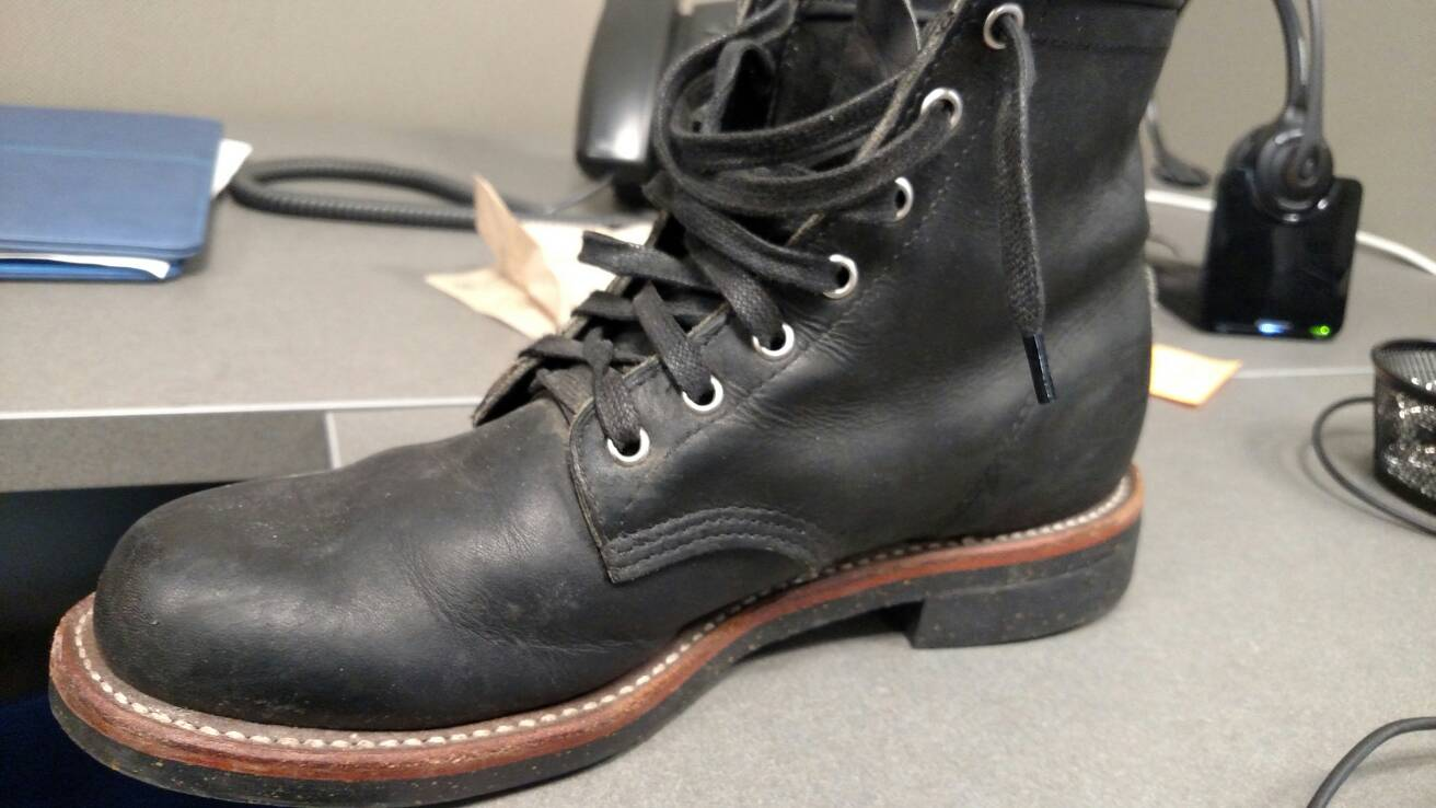5c370d5bd97 Red Wing Boots? [Archive] - Rolex Forums - Rolex Watch Forum
