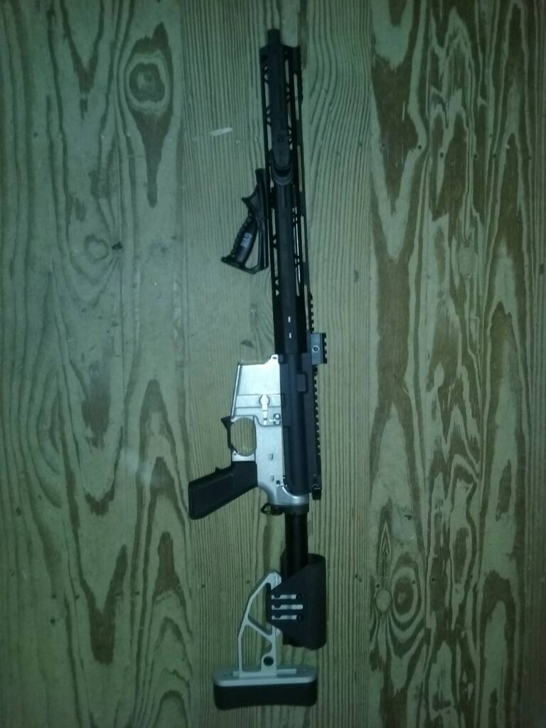 New 458 Socom build... - AR-15 Discussion