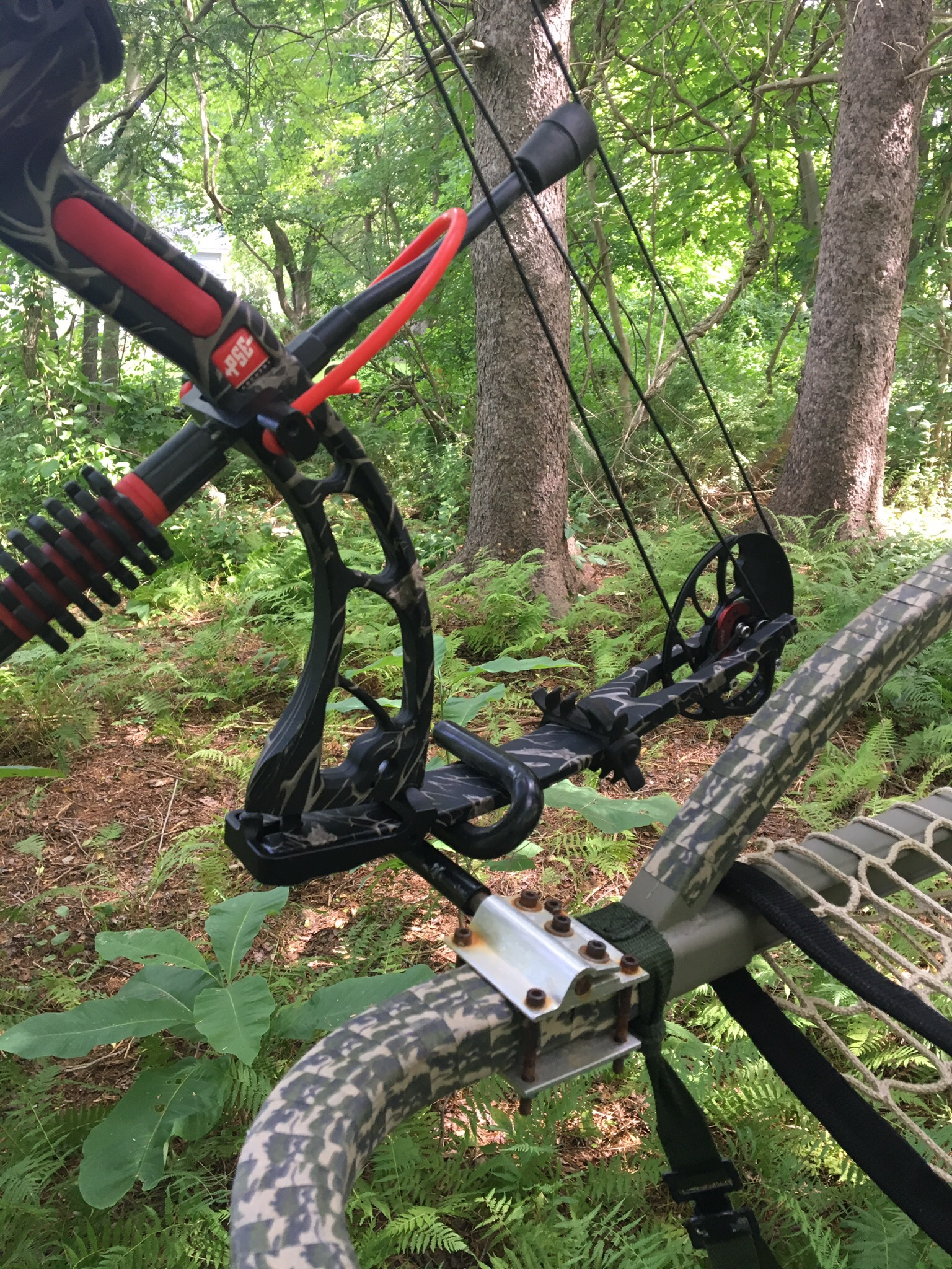 Summit Viper W All The Popular Add Ons Bowhunting Com