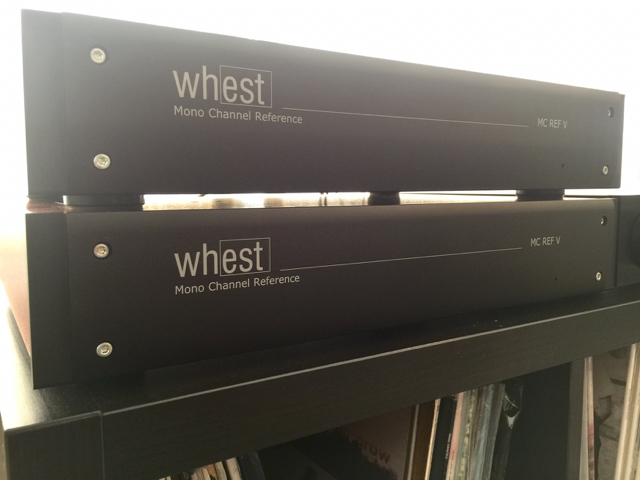 Fs Whest Mc Reference V Phono Stage