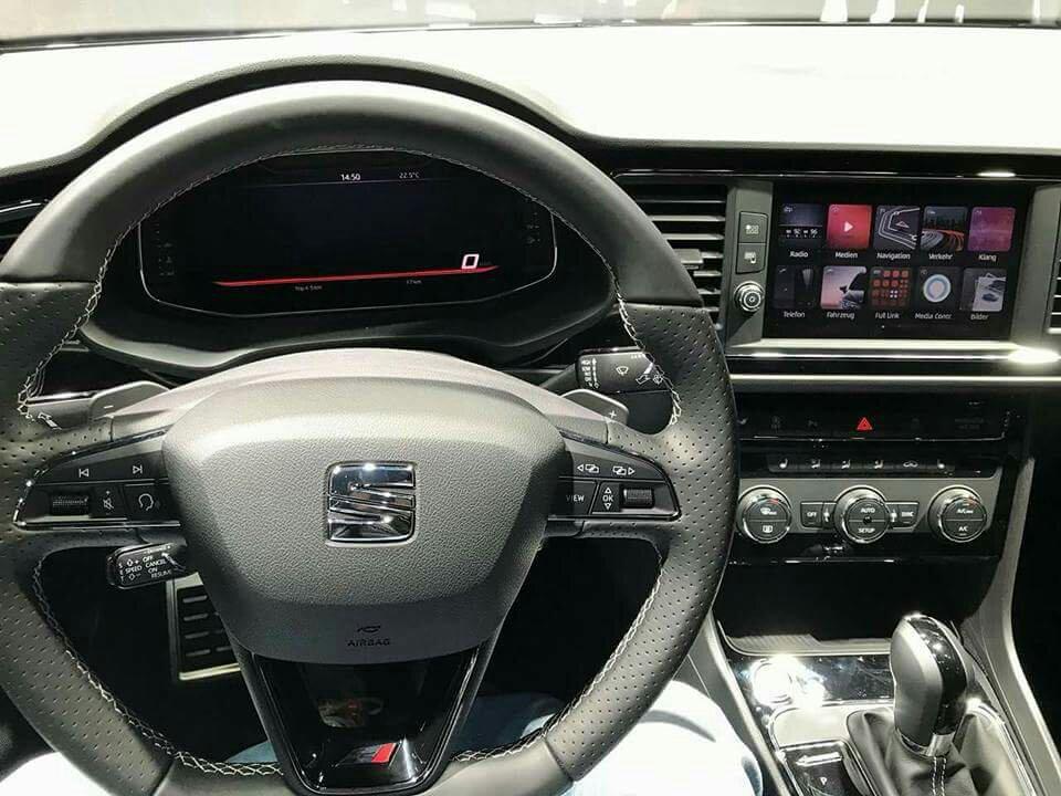 SEAT Virtual Cockpit - SUV SEAT PASSION CLUB