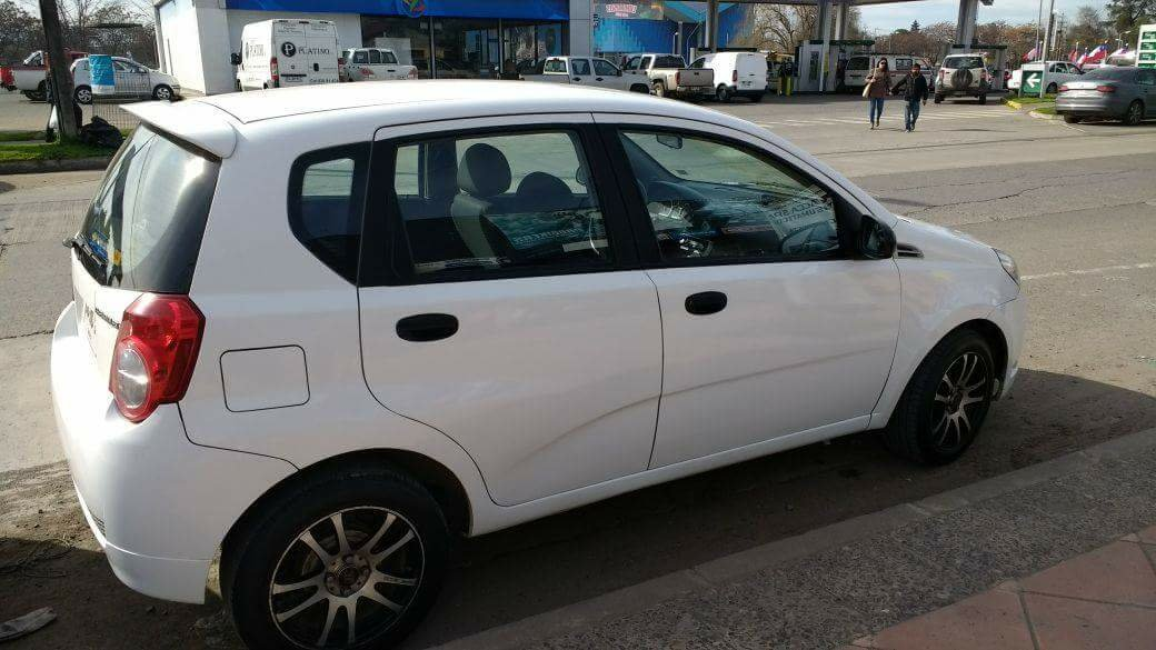 Chevrolet Aveo Hb Dudas Page 1 Ruedas Conduce Chile