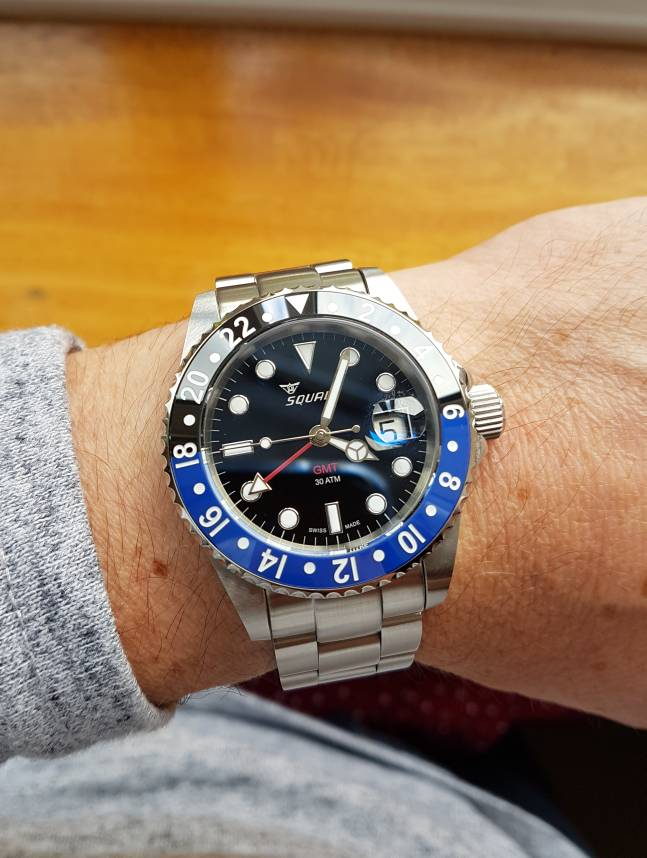 davosa gmt  Davosa Ternos Pro GMT: Initial Thoughts