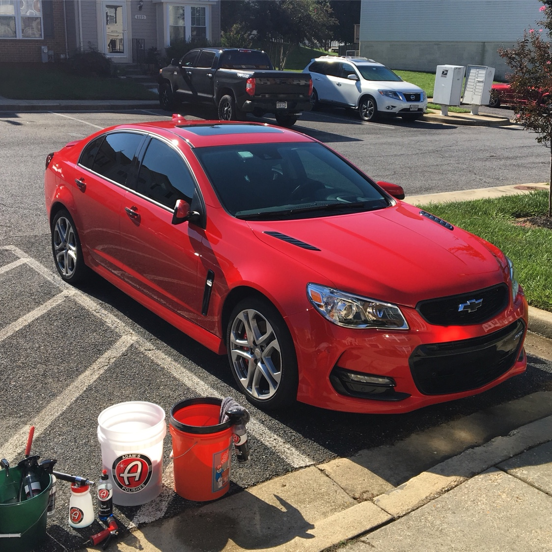 Top Coat F11 Discount Code >> Topcoat F11 Review Page 2 Chevy Ss Forum