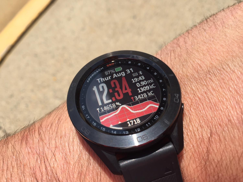 Garmin S60 Golf Watch GPS Review bcf4a3476