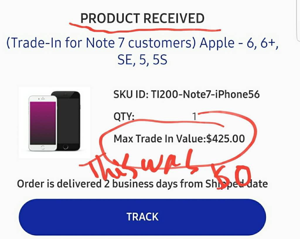 iphone 4 trade in value got 425 trade in value on iphone 6 yes 17341